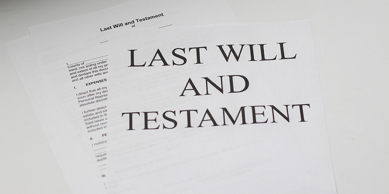 last-will-and-testement-document